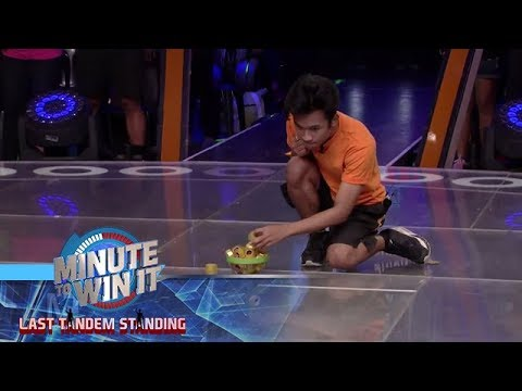 Super Tape | Minute To Win It - Last Tandem Standing