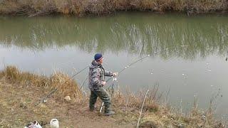 Ловля щуки осенью на живца поплавочной удочкой