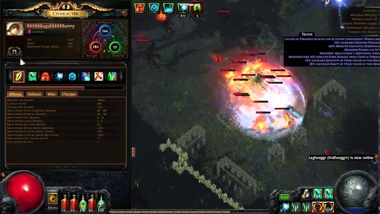 2 2 Hc Bladefall 70 70block Eb Gr Mom Fortify Aa Cheap Build Poe 2 2 Duelist Build Build Of Exile Fortify is a base designer for rust. build of exile