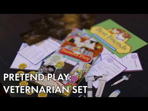 Youtube Video for Vet Pretend Play - Make Believe