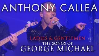 Anthony Callea - Fastlove (George Michael Cover) LIVE