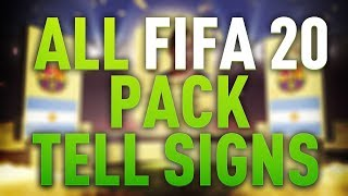 Fifa 20 Pack Animation - How To Tell Its A Walkout, Inform Or Icon