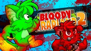 EXTREMELY BLOODY SITUATION!!! (Bloody Trapland 2 Funny Moments)