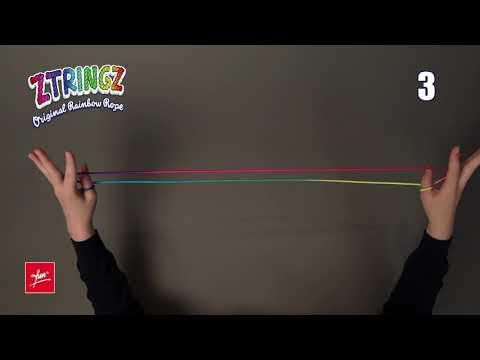 Ztringz Academy: Figure Rubber band - Elastiek - Gummiband 23 (NEW!!)