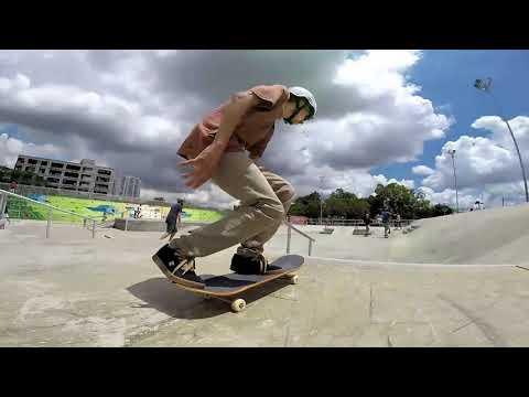 Skate matinal no Bom Retiro - Parque de Esportes Radicais
