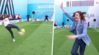The BEST Guest Volleys Of The Season? | Blossoms, Jaap Stam & Callum Smith | Volley Challenge