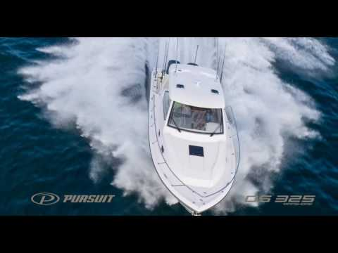 Pursuit OS 325 Offshore video