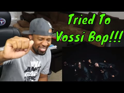 STORMZY -  VOSSI BOP, SCARY, & BIG FOR YOUR BOOTS | Reaction