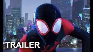 Spider-Man: Un Nuevo Universo - Trailer 1 Español Latino 2018