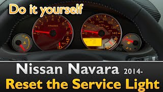 Nissan nivara service reset - Most Popular Videos