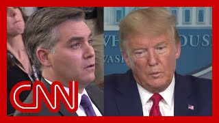 Acosta to Trump: This may be an uncomfortable question ...