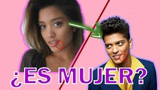 ¿Bruno Mars es TRAVESTI? *pruebas reales*