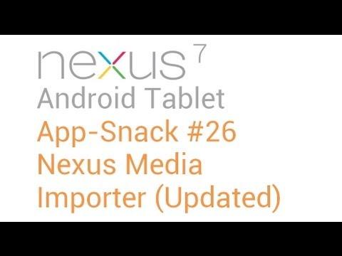 USB Media Explorer Video