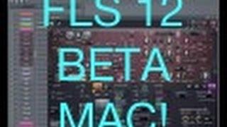 fl studio 12 beta mac