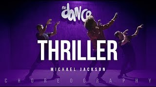Thriller - Michael Jackson | FitDance Life #TBT (Choreography) Dance Video
