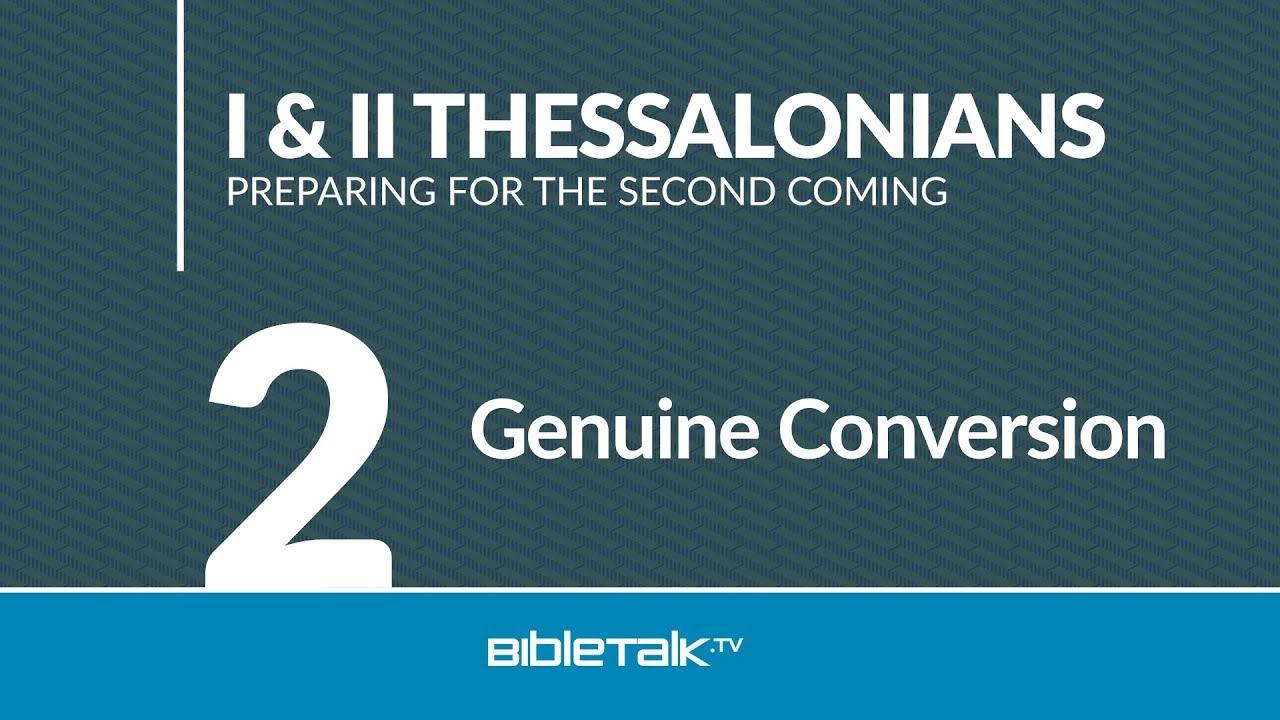2. Genuine Conversion