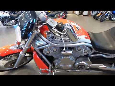 2007 Harley-Davidson V-Rod VRSCX