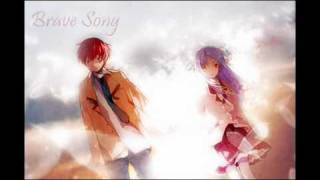 """Video thumbnail of """"Brave Song by: Aoi Tada ~(Full version)~"""""""