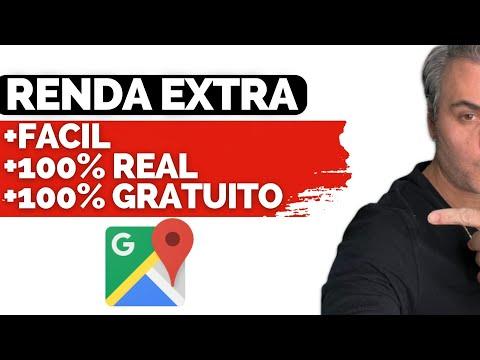 Ganhe R$50 em Minutos no Google Maps | Vendedor Global