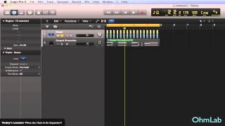 What's An Expander? - Creating Tracks