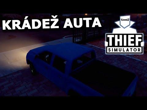 NOVÁ LOKACE! Tohle začíná být dost složité :D - Thief Simulator #5