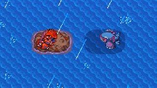 ポケットモンスターエメラルドPart33海底洞窟+グラードンVSカイオーガ通常プレイPokémonEmerald