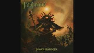 Hawkwind - Space Bandits -  FULL ALBUM