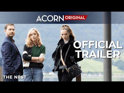Video trailer för Acorn TV Original | The Nest | Official Trailer