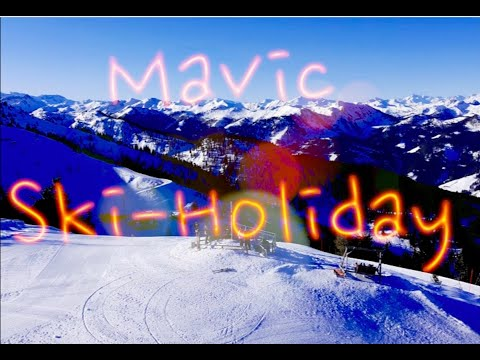 Mavic Mini Ski Tour 4K