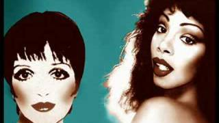 Liza Minnelli and Donna Summer-Does He Love You-Duet 1996