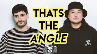 Photographer Mark Enriquez aka @1llest Interviewed on Thats The Angle
