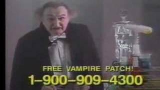"""Al """"Grandpa Munster"""" Lewis 1-900 Jr. Vampires"""