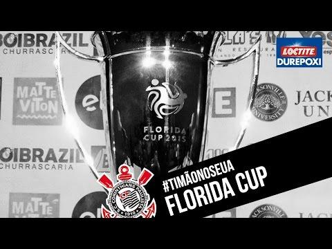 Apresentação da Florida Cup #TimãonosEUA