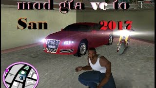 gta vice city ultra graphics mod pc gameplay - मुफ्त