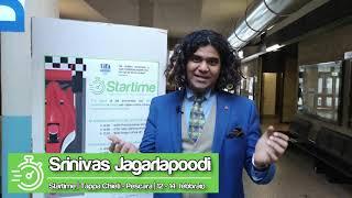Startime 2020 | Tappa Chieti - Pescara | Srinivas Jagarlapoodi