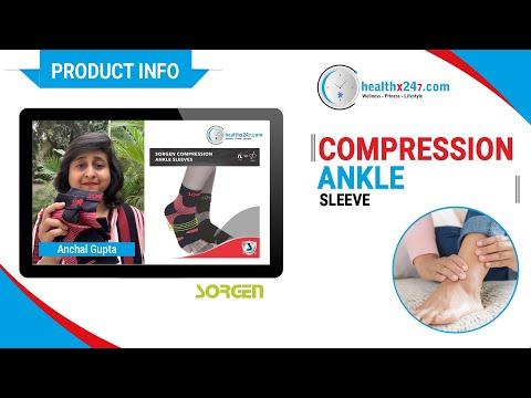 Sorgen Compression Ankle Sleeve