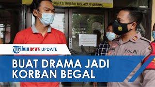 Tak Kuat Susun Laporan, Anggota Karang Taruna Buat Drama Begal, Tinggalkan Motor di Bukit Kapur
