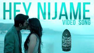 Hey Nijame - Video Song   Enai Noki Paayum Thota   Dhanush   Darbuka Siva   Gautham Vasudev Menon