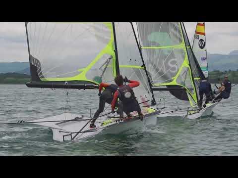 Santander Test Event Trofeo Autoridad portuaria de Santander