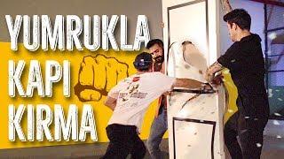 YUMRUKLA KAPI KIRMAK! ft. Deli Mi Ne? & Ekin Kollama (#orkunameydanokuyorum)