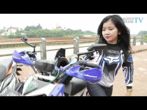 Video Modifikasi Yamaha X-Ride Full Adventure