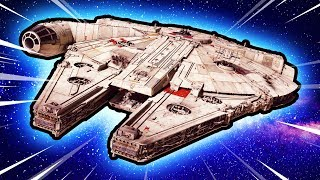 20 FAST FACTS About The Millennium Falcon