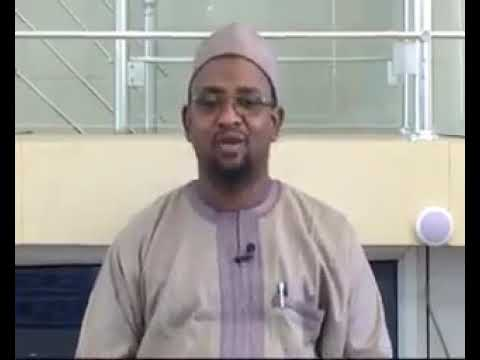 Sheikh Abdullahi usman gadon kaya