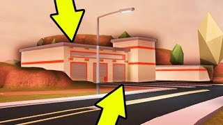 THIS NEW BUILDING IN JAILBREAK.. | Roblox
