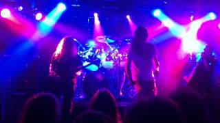 Fates Warning - Outside Looking in / Down to the Wire (Live Aschaffenburg 11.03.2012)
