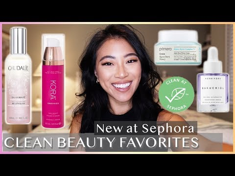 Clean Beauty Favorites from Sephora | Christine Le