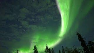 В Финляндии наблюдали зрелищное северное сияние (новости)