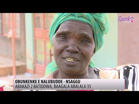 OBUNKENKE E NALUBUDDE: Abakazi 2 batiddwa baagala abalala 35