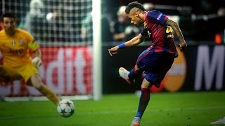 Neymar vs Juventus 2015 HD - UEFA FINAL