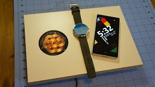 Invisibly charge your smartphone or Moto 360 with the ZENS PuK | Pocketnow
